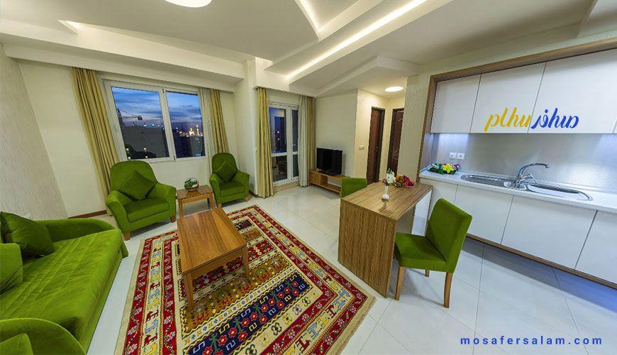 هتل حیات شرق، اقامتی به راحتی خانه خودتان
