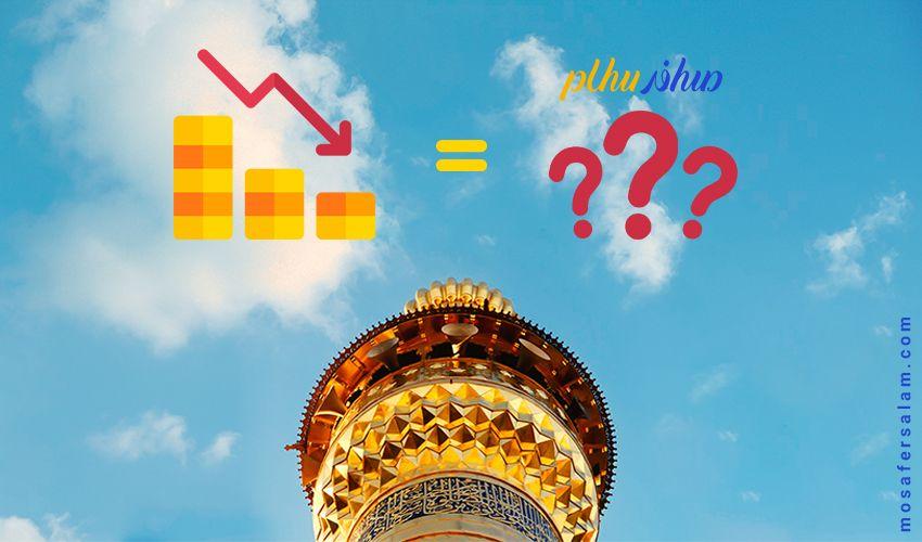 کاهش هزینه سفر به مشهد | رزرو هتل های مشهد