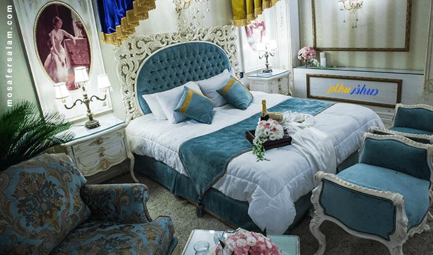 هتل بین المللی قصر مشهد | مسافرسلام