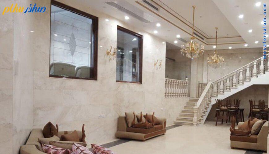 لابی هتل سلما مشهد