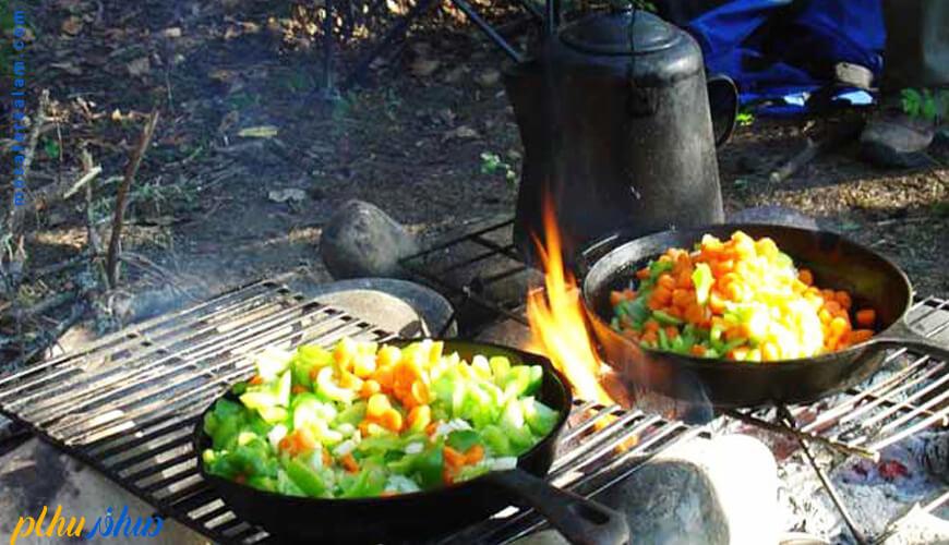 سفر نوروزی و تغذیه مناسب