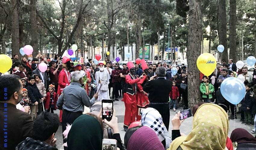 میر نوروزی در کرمانشاه | مسافرسلام