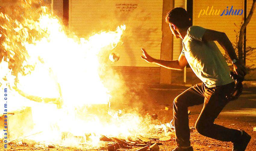 رقص با آتش در چهارشنبه سوری | خطرات چهارشنبه سوری