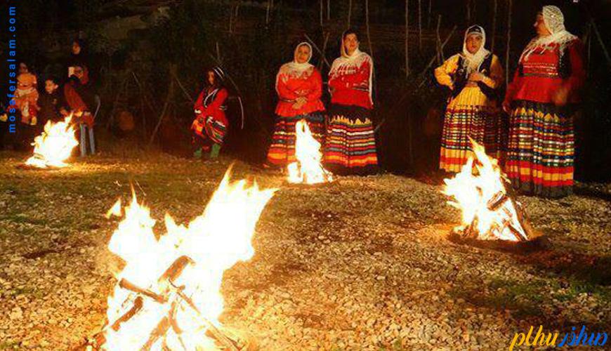 آداب و رسوم نوروز در گیلان
