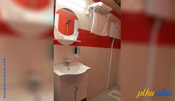 سرویس بهداشتی هتل عقیق مشهد