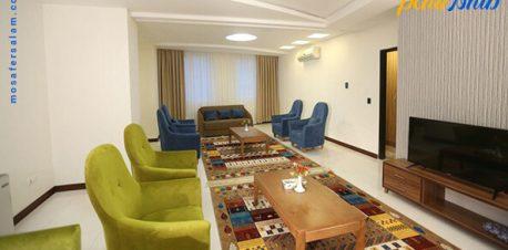 هتل شکوه و ایمان مشهد