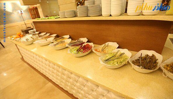 restoran hotel shokoh iman