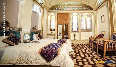 بهرهبرداری هتل 5 ستاره شهرستان نیر تا پایان سال 98