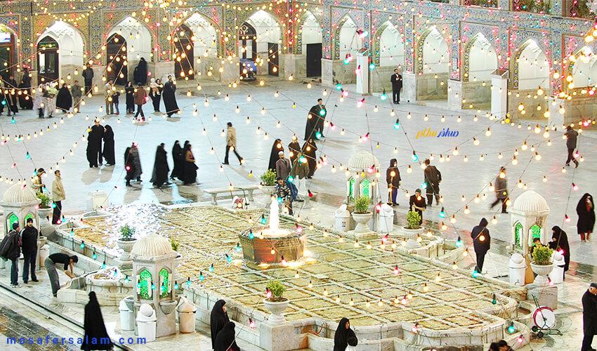 عید قربان در مشهد