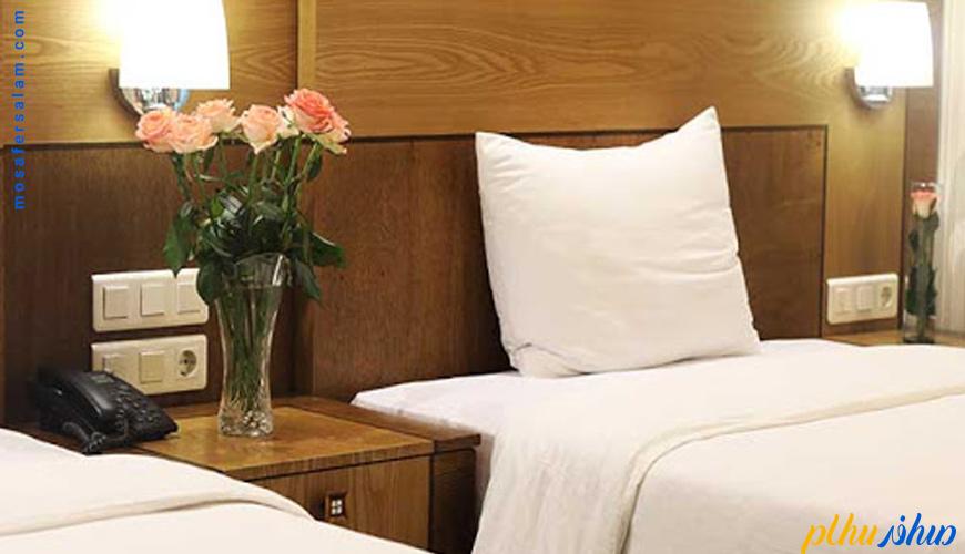 رزرو هتل 4 ستاره در کیش