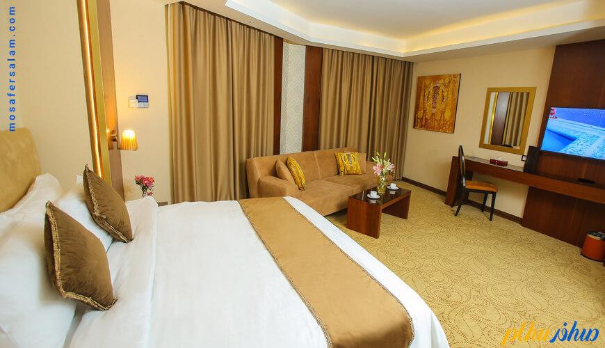 رزرو هتل 4 ستاره در مشهد