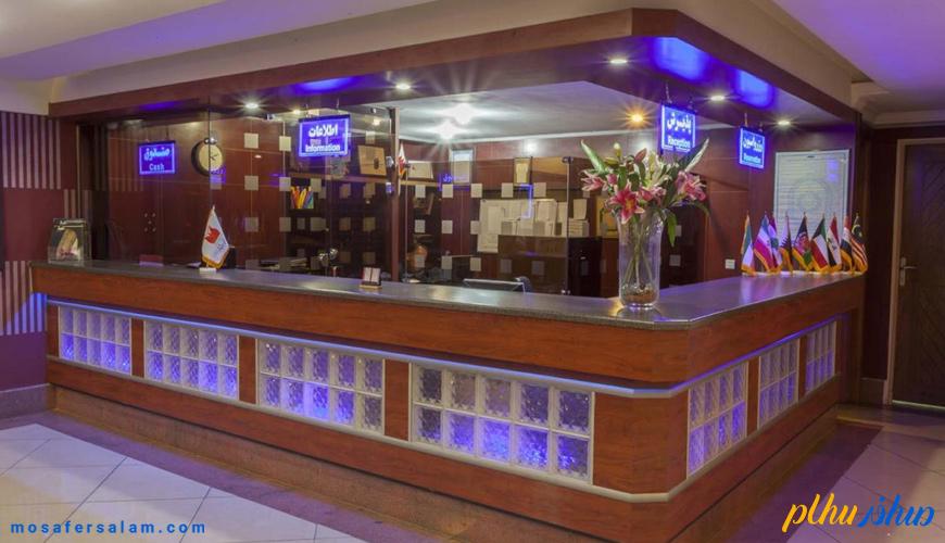 قیمت هتل ثامن مشهد