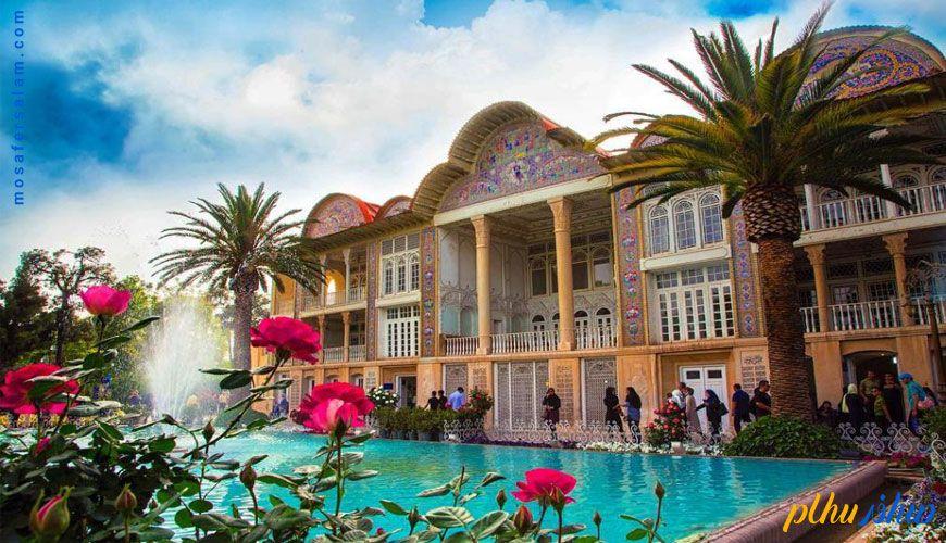 آب  و هوا شیراز