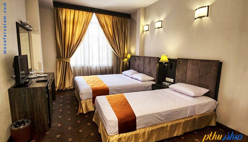 رزرو هتل 2 ستاره در مشهد