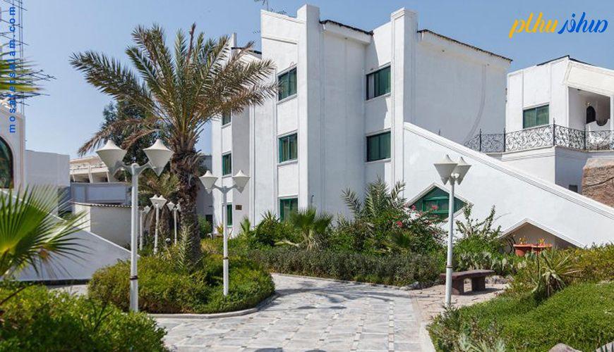 رزرو هتل 2 ستاره در کیش