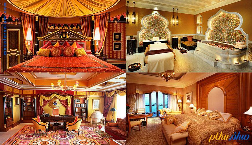 هتل های 7 ستاره دنیا