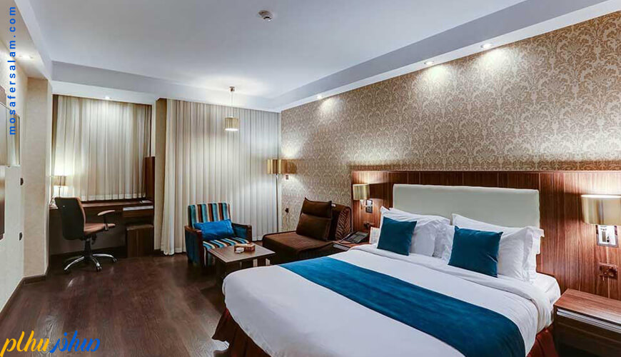 رزرو هتل 4 ستاره در تهران