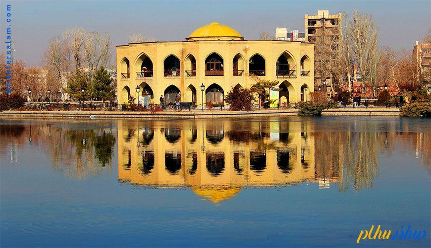 جغرافیا  تبریز