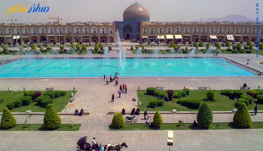 رزرو هتل 3 ستاره در اصفهان