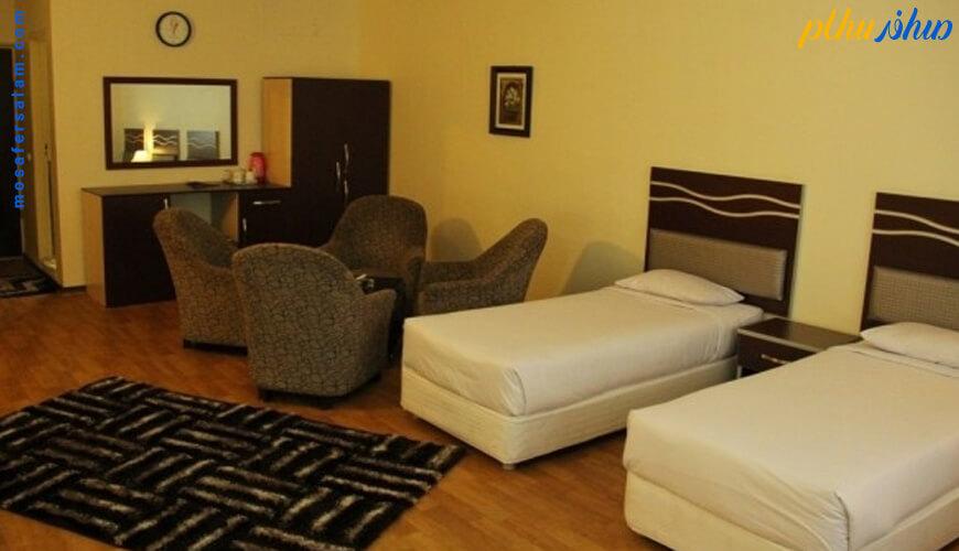 رزرو هتل 3 ستاره در تهران