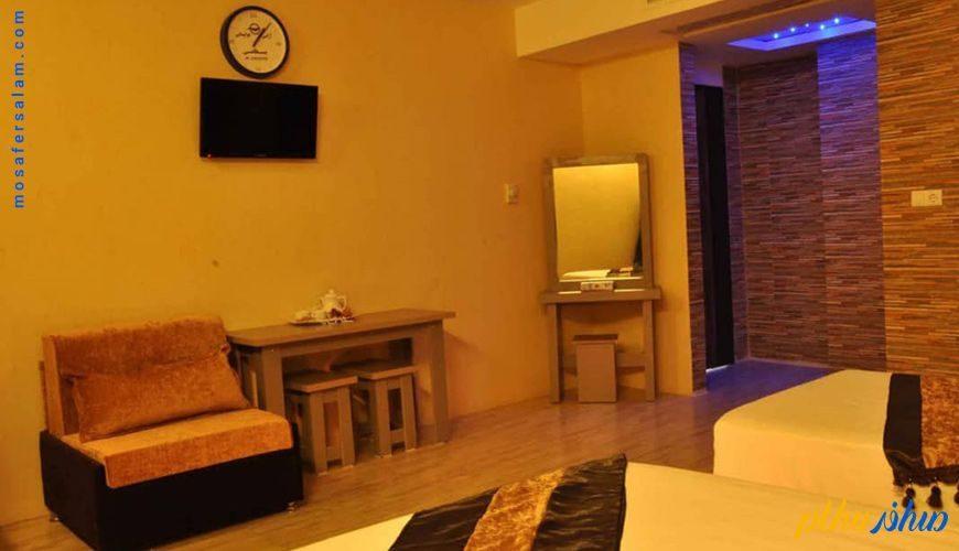 سوئیت هتل بسطامی مشهد