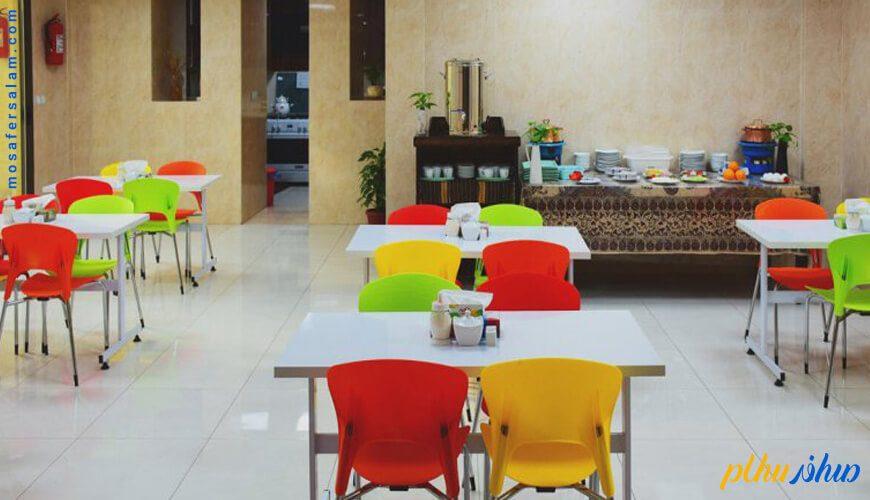 رستوران مهمانپذیر بید اصفهان