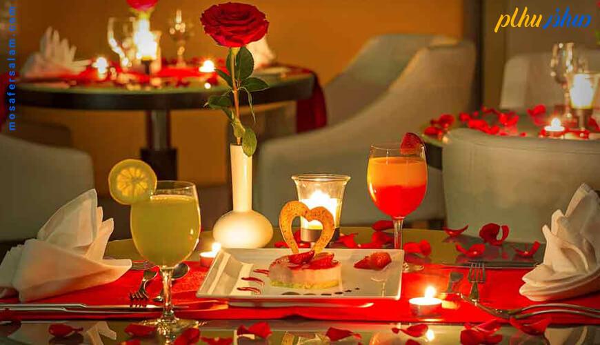 سورپرایز ولنتاین در هتل های ایران