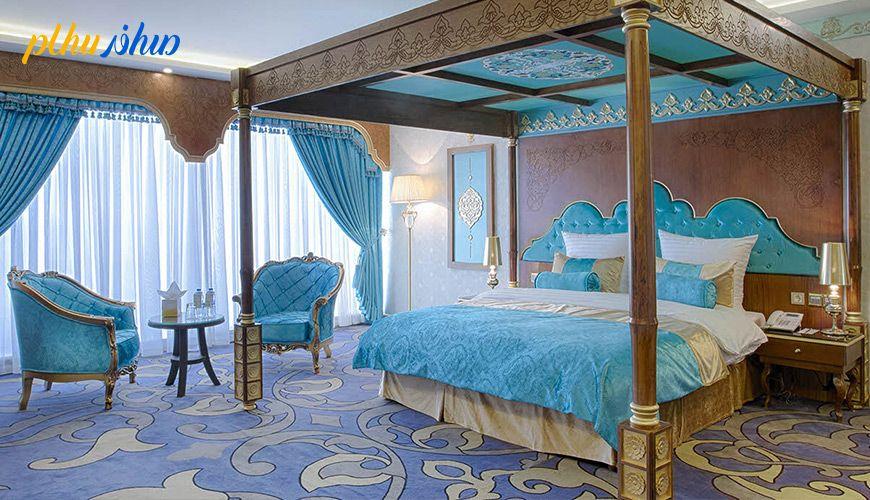 بهترین هتل های مشهد در سال 98