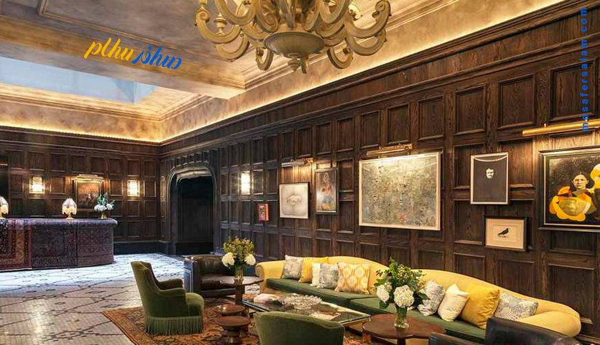 رزرو هتل مشهد جدید