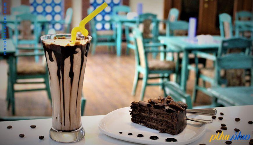 kafi shop hotel merat mashhad