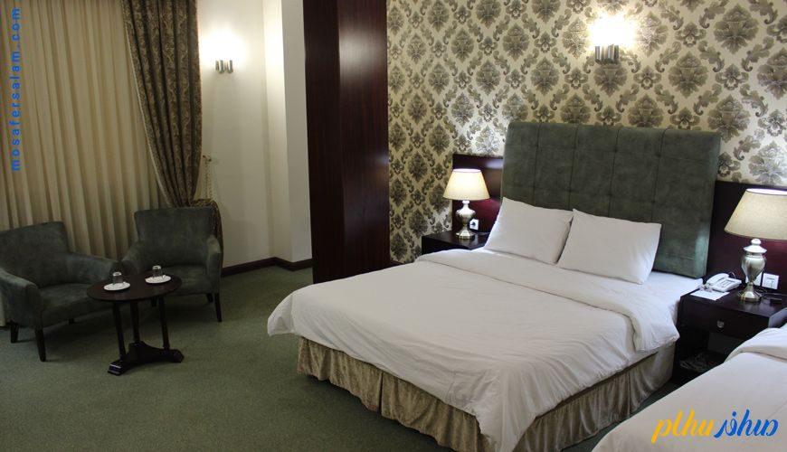 otagh 2 takhte hotel merat mashhad