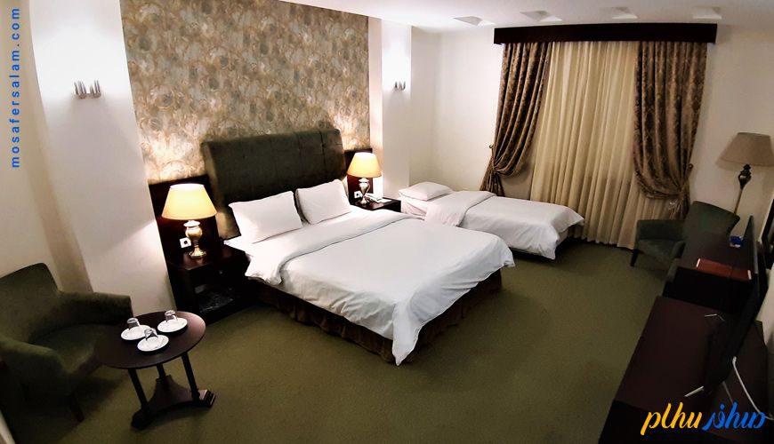 otagh 3 takhte hotel merat mashhad