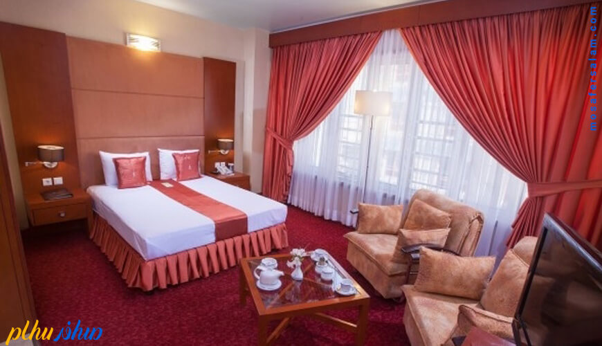 رزرو هتل مشهد خیابان شیرازی