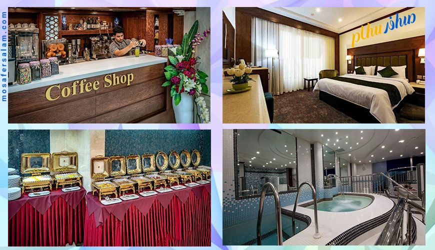 تصاویر هتل آدینا