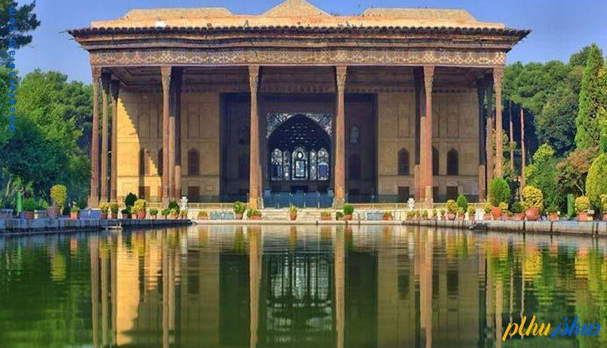 رزرو هتل اصفهان