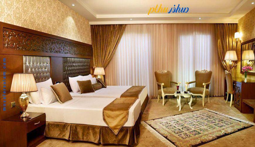 رزرو هتل پارس مشهد