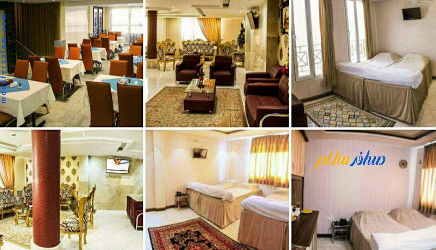 تصاویر هتل