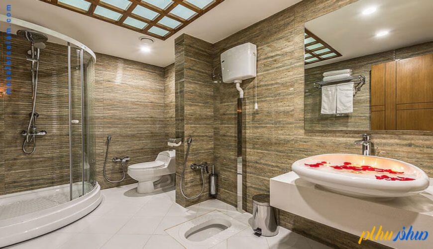 سرویس بهداشتی هتل آرمان مشهد