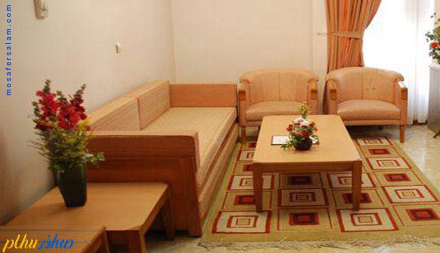 رزرو هتل دیانا مشهد