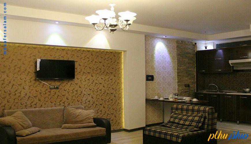 رزرو هتل یلدا مشهد