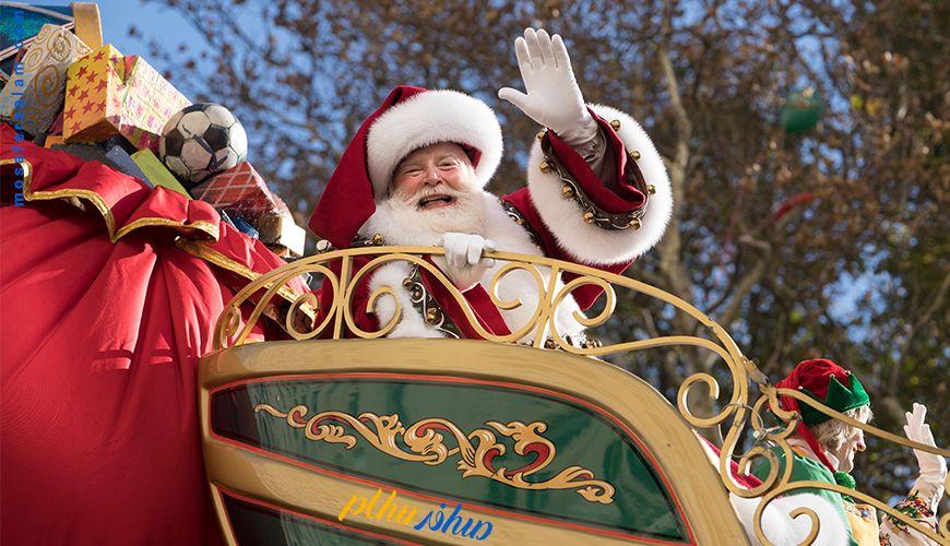 رسوم عجیب کریسمس در کشورهای مختلف