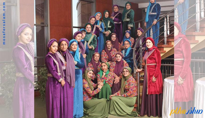 رزرو جشن دوشنبه های بانوان هتل ثامن مشهد