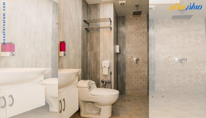 سرویس بهداشتی هتل آفتاب اصفهان