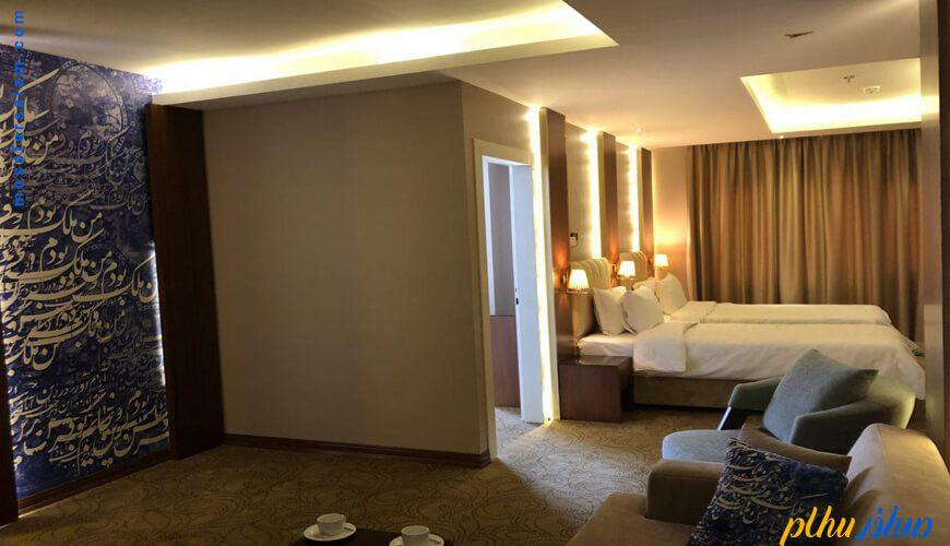 سوئیت هتل رفاه مشهد