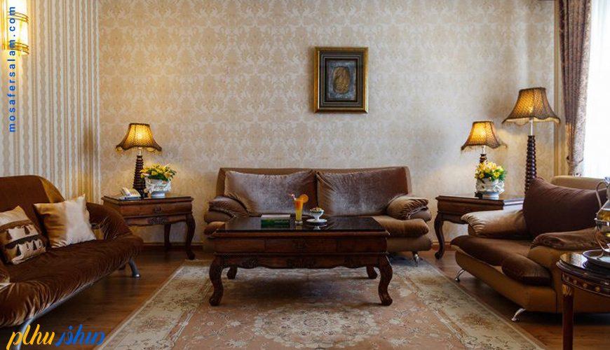 سوئیت هتل قصر الضيافه مشهد
