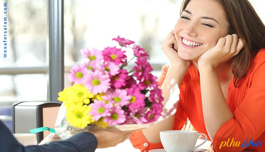 سوپرایز روز زن در هتل های مشهد