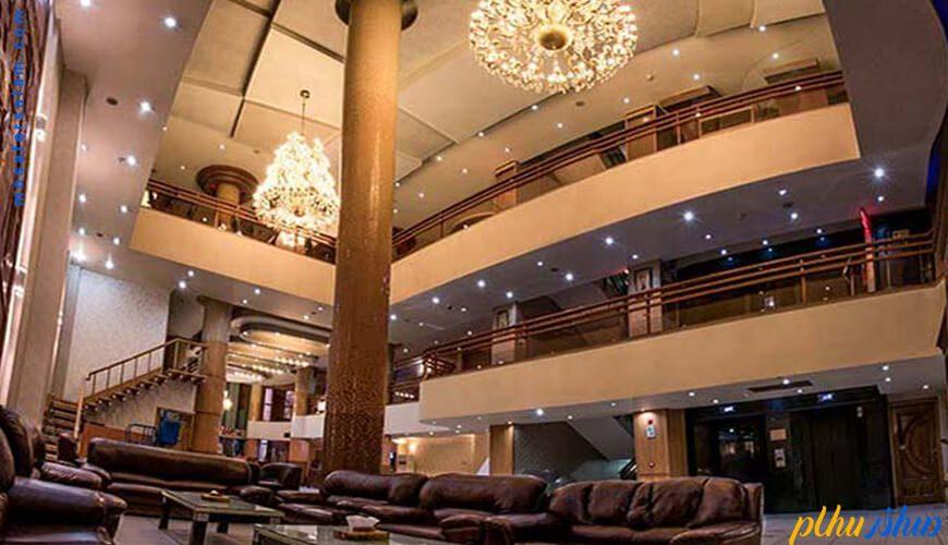 لابی هتل آسمان اصفهان