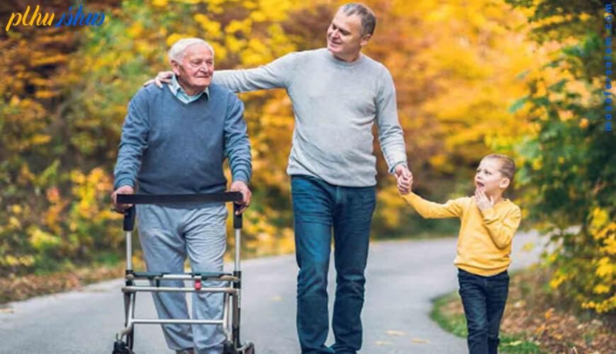 سفر با سالمندان