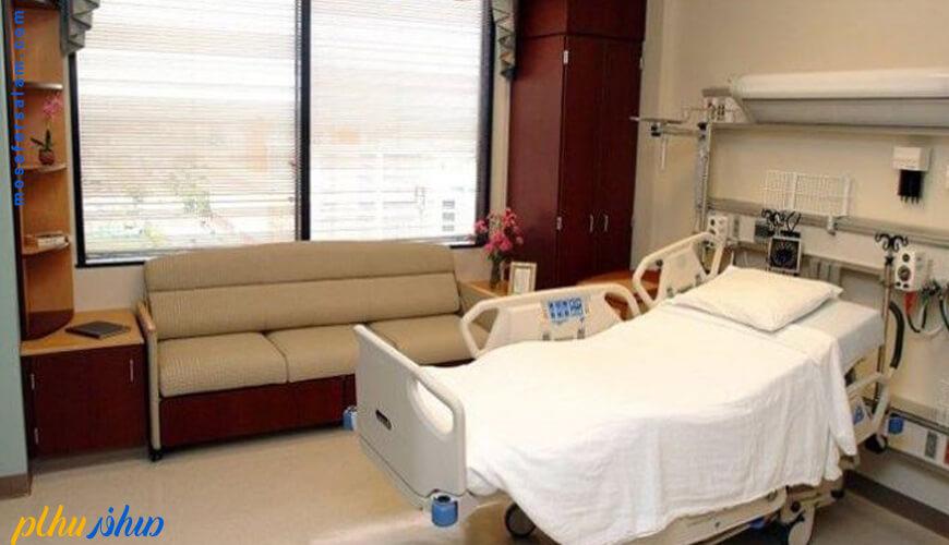 هتل های بیمارستانی ایران