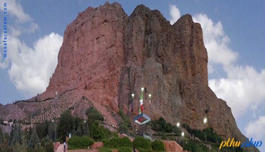 طول و ارتفاع کوه صفه قبل از انقلاب